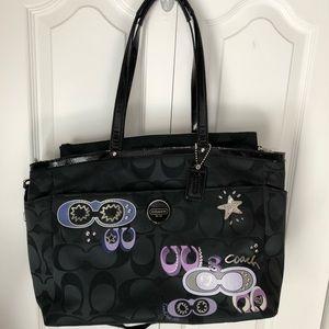 COACH Poppy Baby Bag.Style: J1176-F17590.